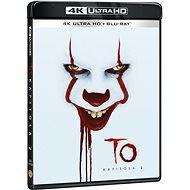 TO Kapitola 2 (2 disky) - Blu-ray + 4K Ultra HD - Film na Blu-ray