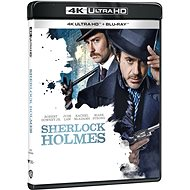Sherlock Holmes (2 disky) - Blu-ray + 4K Ultra HD - Film na Blu-ray