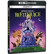 Beetlejuice - 4K UltraHD - Film na Blu-ray