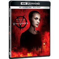 V for Vendetta (2 discs) - Blu-ray + 4K Ultra HD - Blu-ray Movies