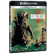 Godzilla (UHD+BD) (2 disky) - Blu-ray + 4K Ultra HD