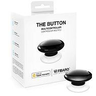 Fibaro The Button, černý - Chytré tlačítko