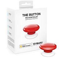 Fibaro The Button, červený - Chytré tlačítko