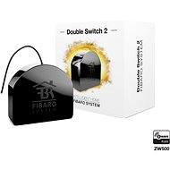 FIBARO Double Switch 2, Z-Wave Plus - Stmívač osvětlení