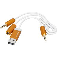 Firefly Bluetooth Receiver Car Pack zlatý - Bluetooth adaptér
