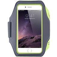 Mobilly Sportovní pouzdro na ruku zelené