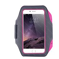 Mobilly Sportovní pouzdro na ruku purple - Pouzdro na mobil
