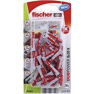 fischer DUOPOWER 6 x 30 Universal Dowel - Fastening Material Set