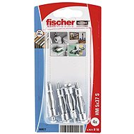 fischer Metal Cavity Fixing HM 5 x 37 S with Screw SB-card - Fastening Material Set