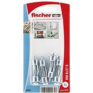 fischer Metal Cavity Fixing HM 6 x 37 S with Screw SB-card - Fastening Material Set