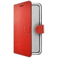 FIXED FIT pro iPhone X/XS červené - Pouzdro na mobilní telefon