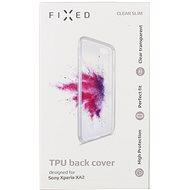 FIXED pro Sony Xperia XA2 čiré - Ochranný kryt