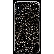 Bling My Thing Milky Way Pure Brilliance pro Apple iPhone XS Max  transparentní - Kryt na mobil