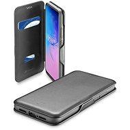Cellularline Book Clutch pro Samsung Galaxy S20 Ultra černé - Pouzdro na mobil