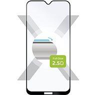FIXED FullGlue-Cover pro Nokia 6.2/7.2 černé - Ochranné sklo