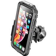 Interphone pro Apple iPhone XS Max úchyt na řídítka černé - Pouzdro na mobilní telefon