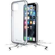 Cellularline Clear Duo pro Apple iPhone 11 Pro - Kryt na mobil