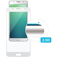 FIXED Full-Cover pro Xiaomi Mi A1 (Redmi 5X Global) bílé - Ochranné sklo