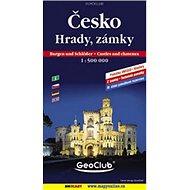 Česko Hrady, zámky: 1:500 000