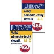 Velký německo-český slovník A-L, M-Z (1+2 díl) - Kniha