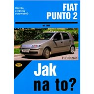 Fiat Punto 2 od roku 1999: Údržba a opravy automobilů č. 80