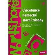 Cvičebnice německé slovní zásoby - Kniha