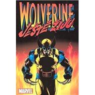 Wolverine: Ještě žiju - Kniha