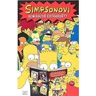 Simpsonovi Komiksové extrabuřty - Kniha