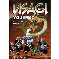 Usagi Yojimbo: 04 Spiknutí draka - Kniha