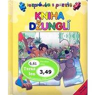 Kniha džunglí: Rozprávka s puzzle - Kniha