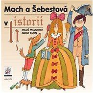 Mach a Šebestová v historii - Kniha