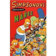 Simpsonovi Komiksový nářez - Kniha