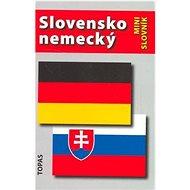 Slovensko-nemecký a nemecko-slovenský minislovník - Kniha
