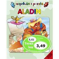 Aladin: Rozprávka s puzzle - Kniha