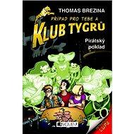 Klub Tygrů Pirátský poklad - Kniha