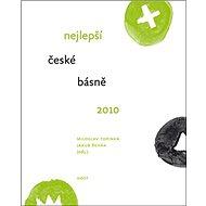 Nejlepší české básně 2010 - Kniha