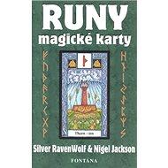 Runy - magické karty - Kniha