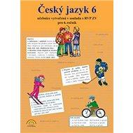 Český jazyk 6 učebnice - Kniha