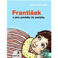 František a jeho pohádky do postýlky - Kniha