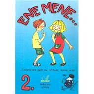 Ene mene 2. díl kniha pro učitele - Kniha