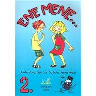 Ene mene 2. díl kniha pro žáky - Kniha