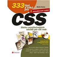333 tipů a triků pro CSS - Kniha