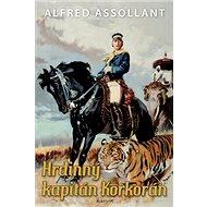 Hrdinný kapitán Korkorán - Kniha