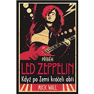 Příběh Led Zeppelin: Když po zemi kráčeli obři - Kniha