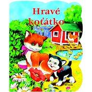 Hravé koťátko - Kniha