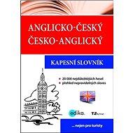 Anglicko-český česko-anglický kapesní slovník: nejen pro turisty - Kniha