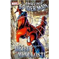 Spider Man Hříchy minulosti - Kniha
