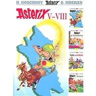 Asterix V-VIII - Kniha