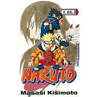 Naruto 7 Správná cesta - Kniha