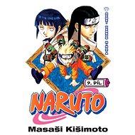 Naruto 9 Nedži versus Hinata - Kniha